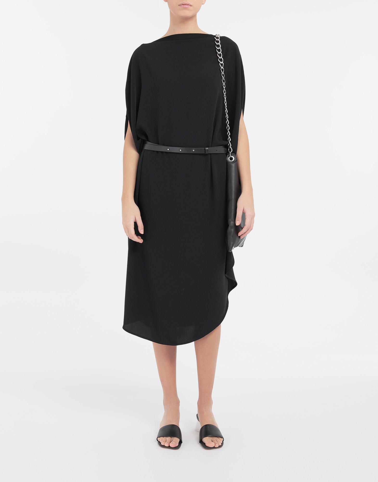 MM6 MAISON MARGIELA Circle belted dress 3/4 length dress Woman d