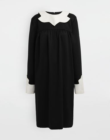 MM6 MAISON MARGIELA 3/4 length dress [*** pickupInStoreShipping_info ***] School uniform midi dress f