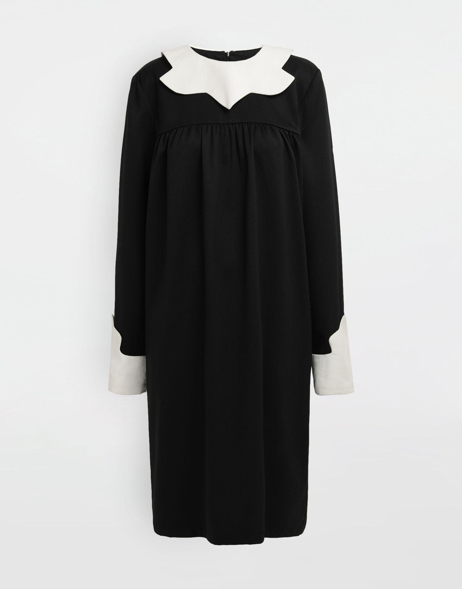 MM6 MAISON MARGIELA School uniform midi dress 3/4 length dress Woman f