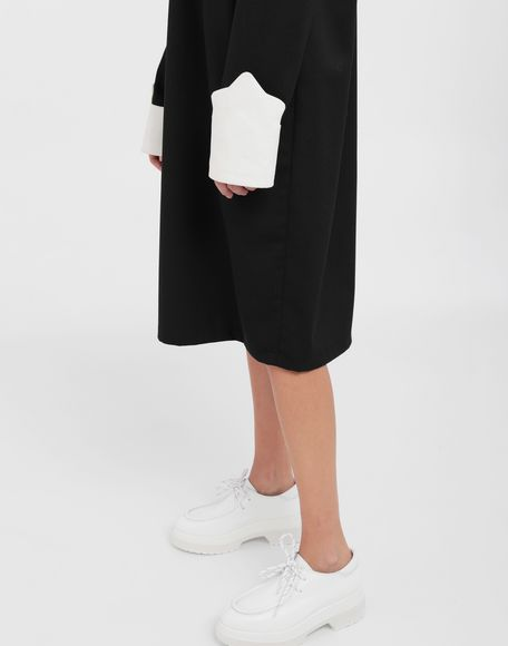 MM6 MAISON MARGIELA School uniform midi dress 3/4 length dress Woman b