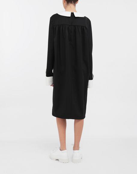 MM6 MAISON MARGIELA School uniform midi dress 3/4 length dress Woman e