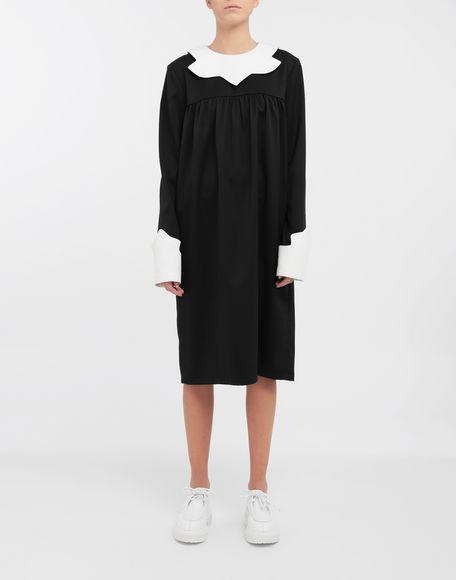 MM6 MAISON MARGIELA School uniform midi dress 3/4 length dress Woman r