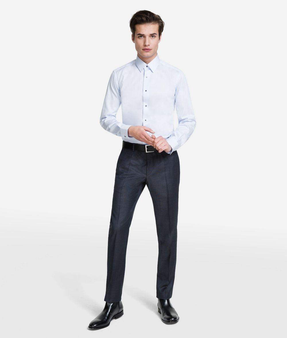 KARL LAGERFELD Kent Collar Shirt Shirt Man f