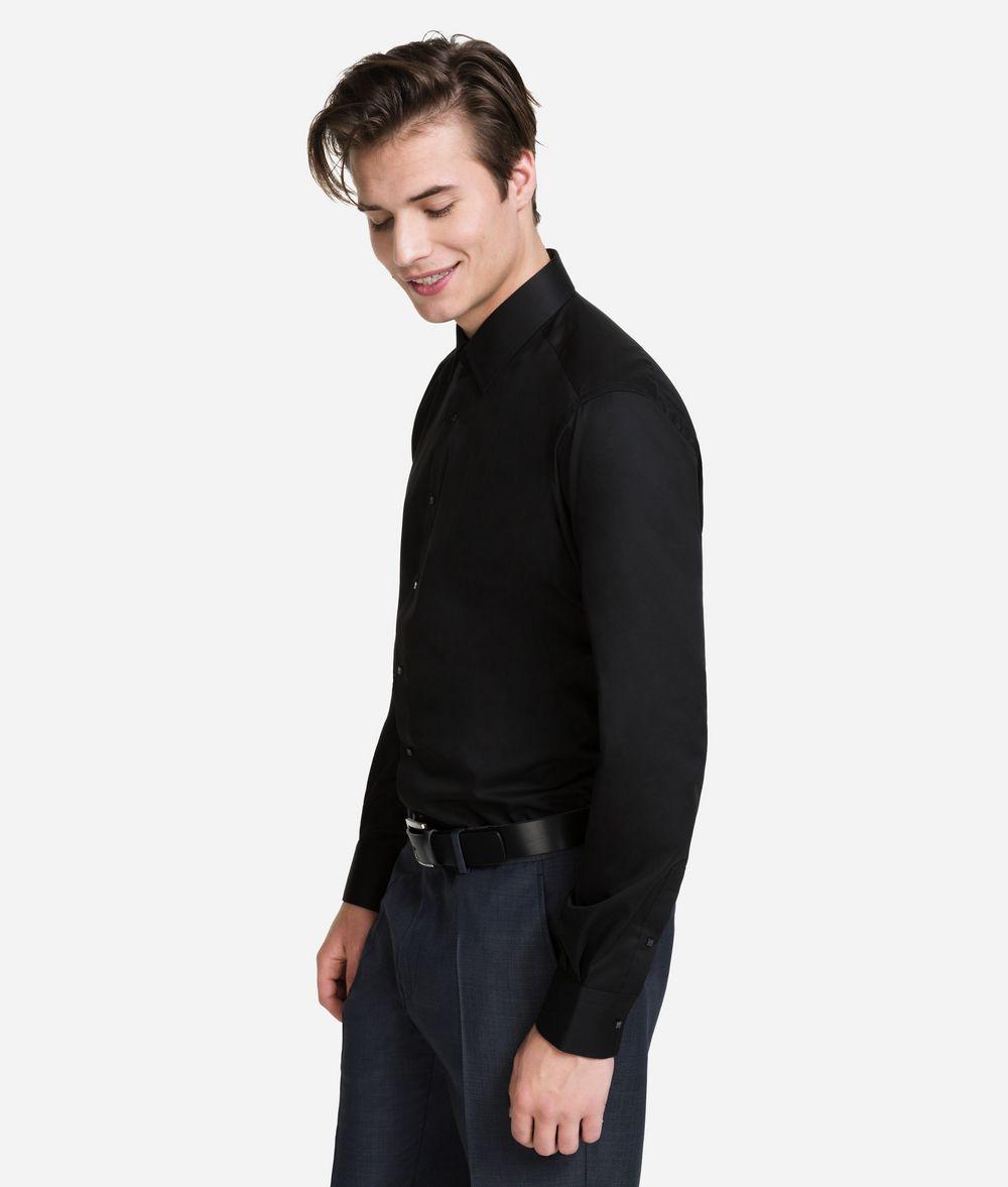 KARL LAGERFELD Kent Collar Shirt Shirt Man d