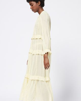 ISABEL MARANT ÉTOILE LONG DRESS Woman ABONI dress r
