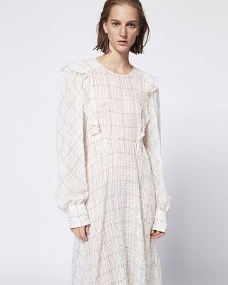 ISABEL MARANT ÉTOILE LONG DRESS Woman ADONIS dress r