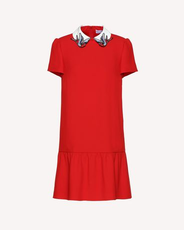 REDValentino RR0VAE750W7 SZ0 Short dress Woman a