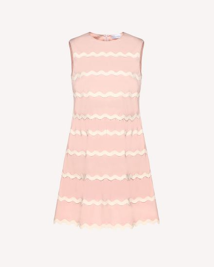 REDValentino Short dress Woman RR0VAE200VU 377 a