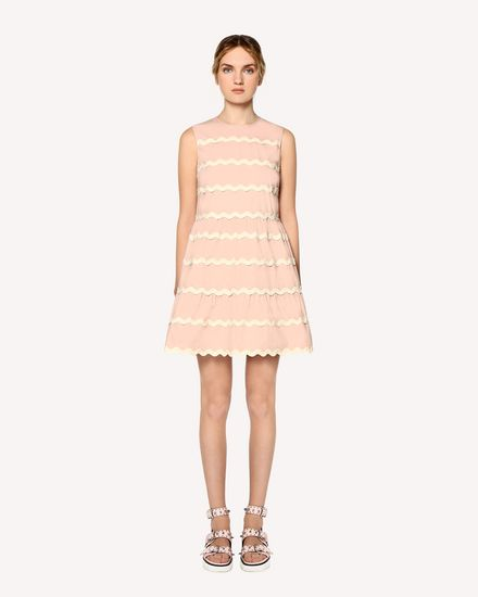 REDValentino Short dress Woman RR0VAE200VU 377 f