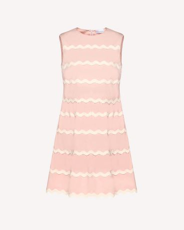 REDValentino RR0VAE200VU 377 Short dress Woman a