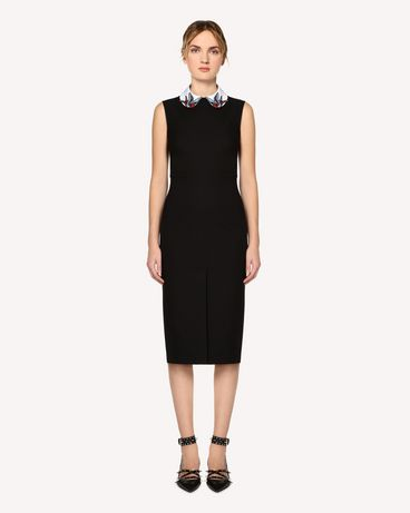 REDValentino RR0VAE70MIK 0NO Long dress Woman f