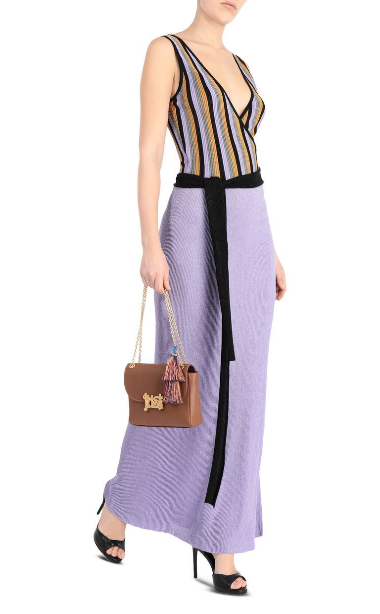 JUST CAVALLI Knitted gown Long dress Woman d