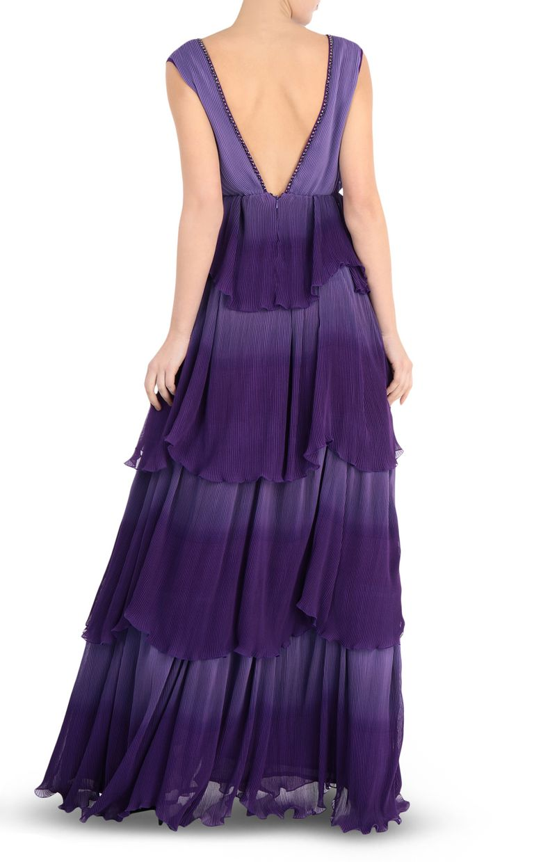 JUST CAVALLI Long pleated dress Long dress Woman r