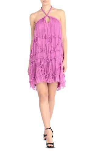 Crepon dress