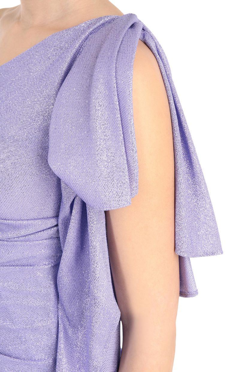 JUST CAVALLI Asymmetric dress with ruffles Dress [*** pickupInStoreShipping_info ***] e