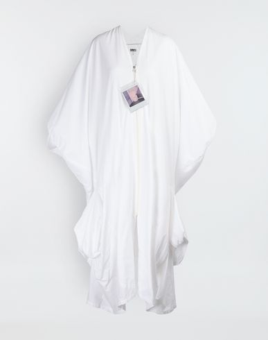 MM6 MAISON MARGIELA Long dress [*** pickupInStoreShipping_info ***] Seat Cover cotton dress f