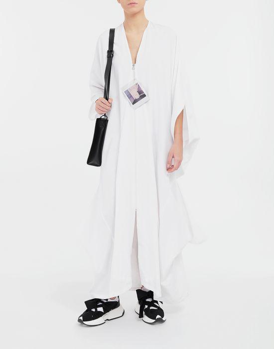 MM6 MAISON MARGIELA Seat Cover cotton dress Long dress [*** pickupInStoreShipping_info ***] d