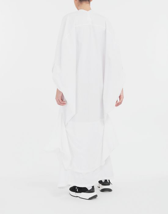 MM6 MAISON MARGIELA Seat Cover cotton dress Long dress [*** pickupInStoreShipping_info ***] e