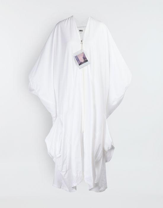 MM6 MAISON MARGIELA Seat Cover cotton dress Long dress [*** pickupInStoreShipping_info ***] f