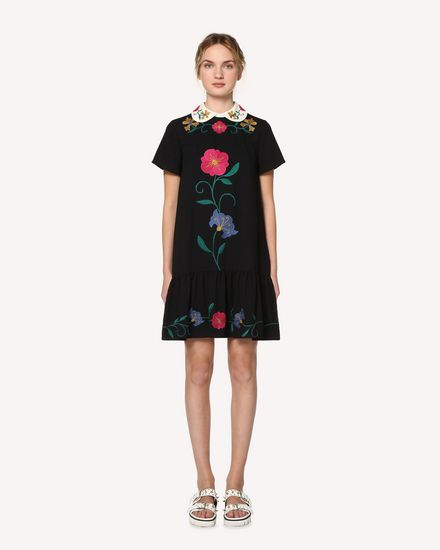 REDValentino Short dress Woman RR0VA02IMJF 0NO f