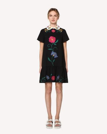 REDValentino RR0VA02IMJF 0NO Short dress Woman f