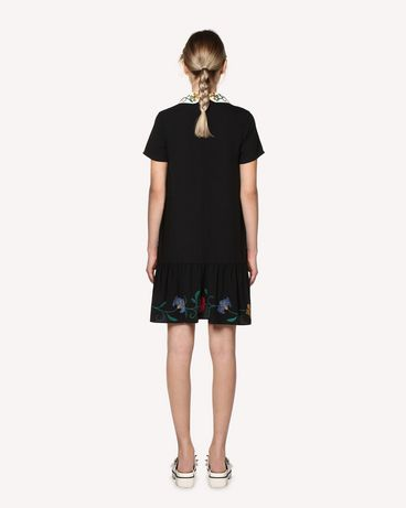 REDValentino RR0VA02IMJF 0NO Short dress Woman r