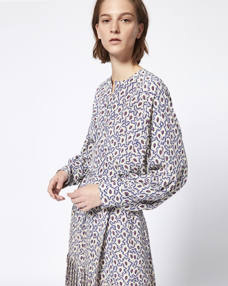 ALEXANDRA dress ISABEL MARANT