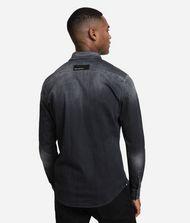 KARL LAGERFELD Western Denim Shirt 9_f