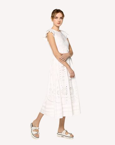 REDValentino RR0VA02AXYD 031 Long dress Woman d