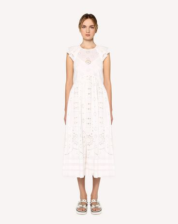 REDValentino RR0VA02AXYD 031 Long dress Woman f