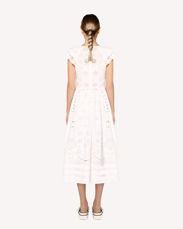 REDValentino RR0VA02AXYD 031 Long dress Woman r