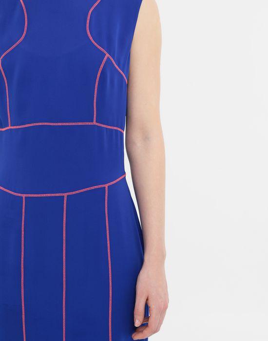 MAISON MARGIELA Stitch-jacquard silk georgette maxi dress Long dress [*** pickupInStoreShipping_info ***] a