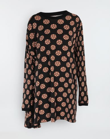 MM6 MAISON MARGIELA Polka dot flower-print shirt dress Short dress [*** pickupInStoreShipping_info ***] f