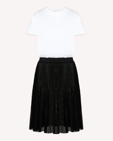 REDValentino RR0MJ01NUDW A01 Short dress Woman a