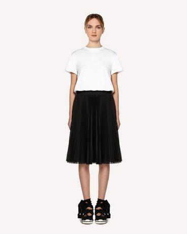 REDValentino RR0MJ01NUDW A01 Short dress Woman f