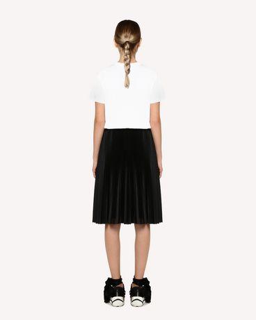 REDValentino RR0MJ01NUDW A01 Short dress Woman r
