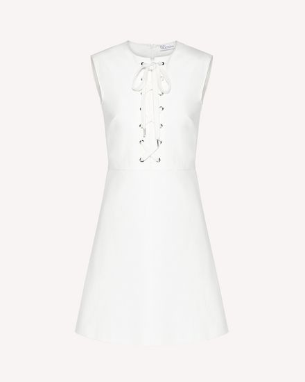 REDValentino Short dress Woman RR0VAD200VL 031 a