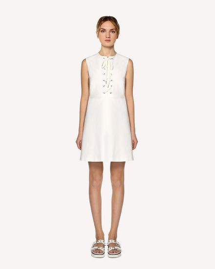 REDValentino Short dress Woman RR0VAD200VL 031 f