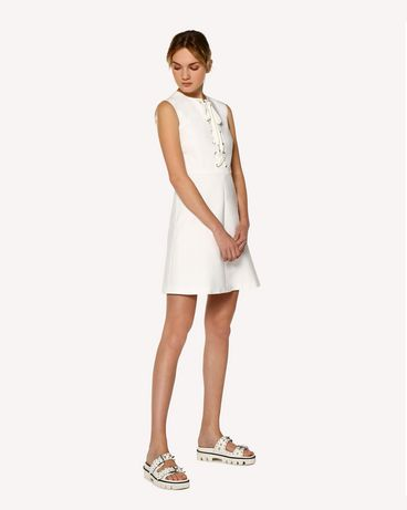 REDValentino RR0VAD200VL 031 Short dress Woman d