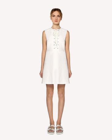 REDValentino RR0VAD200VL 031 Short dress Woman f