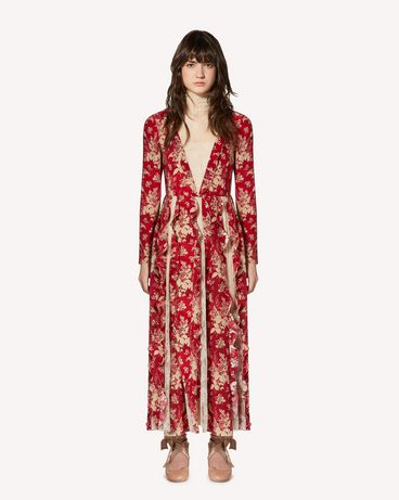 REDValentino SR0VAH634JQ L58 Long and midi dresses Woman f