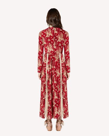 REDValentino SR0VAH634JQ L58 Long and midi dresses Woman r