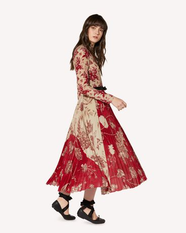 REDValentino SR0VAI204K1 A03 Long and midi dresses Woman d