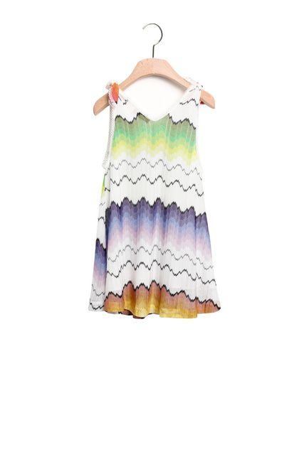MISSONI KIDS Платье Белый Для Женщин - Передняя сторона