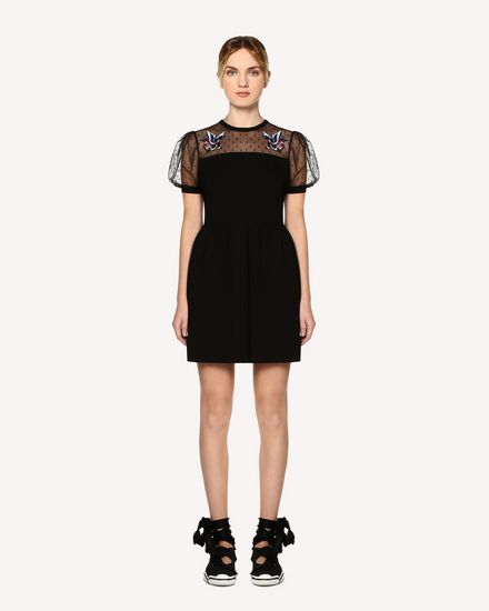 REDValentino Short dress Woman RR0MJ01HQNK 0NO f
