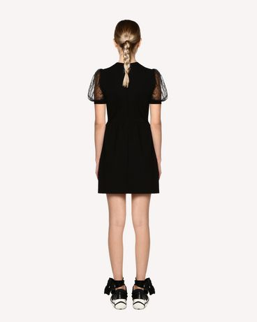 REDValentino RR0MJ01HQNK 0NO Short dress Woman r