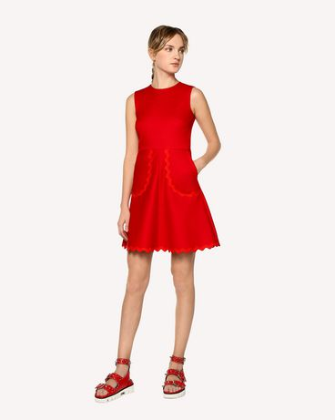 REDValentino RR0VAE103M7 MM0 Short dress Woman d