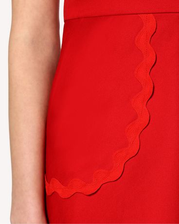 REDValentino RR0VAE103M7 MM0 Short dress Woman e