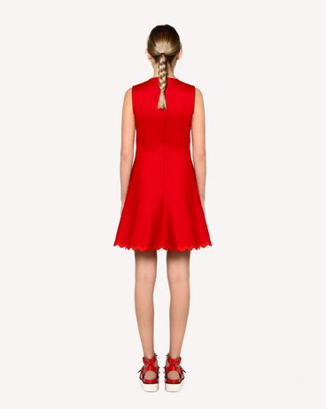 REDValentino RR0VAE103M7 MM0 Short dress Woman r