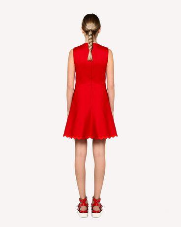 REDValentino RR0VAE103M7 MM0 Short dress Woman r